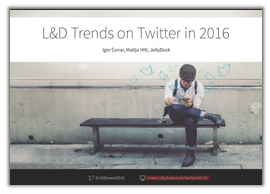 L&D Trends on Twitter in 2016